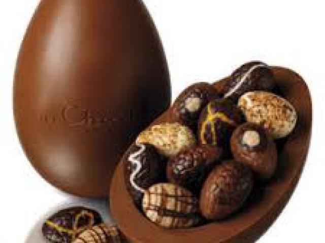 Cuidado com o chocolate!